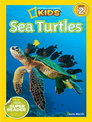 cover image of National Geographic Readers: Sea Turtles