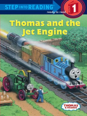 cover image of Thomas and the Jet Engine (Thomas & Friends)