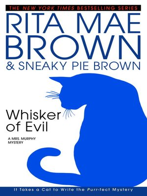 cover image of Whisker of Evil