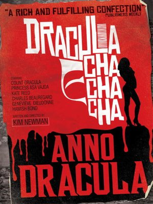 cover image of Dracula Cha Cha Cha