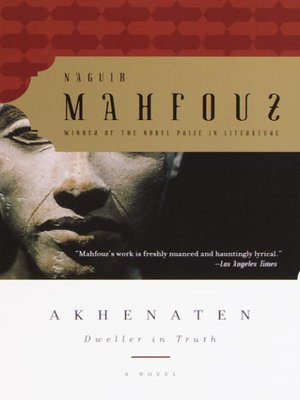 cover image of Akhenaten