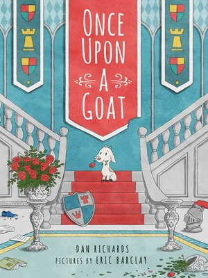 cover image of Once Upon a Goat