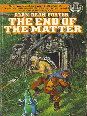 cover image of The End of the Matter