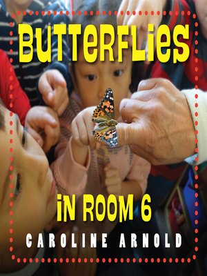 cover image of Butterflies in Room 6