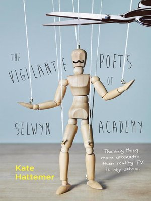cover image of The Vigilante Poets of Selwyn Academy
