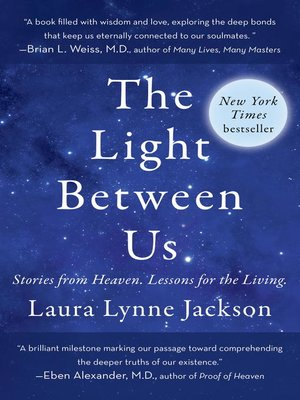 cover image of The Light Between Us