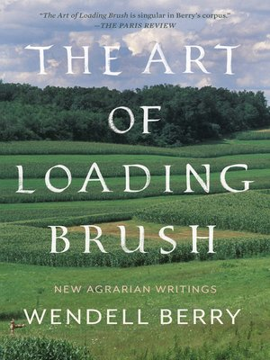 cover image of The Art of Loading Brush