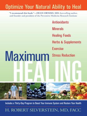 cover image of Maximum Healing