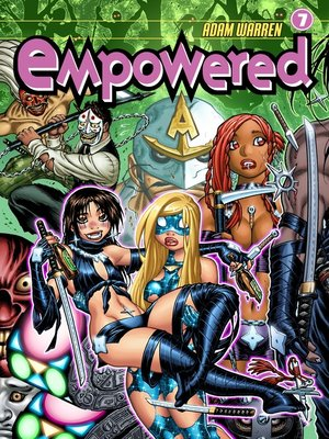 cover image of Empowered (2007), Volume 7