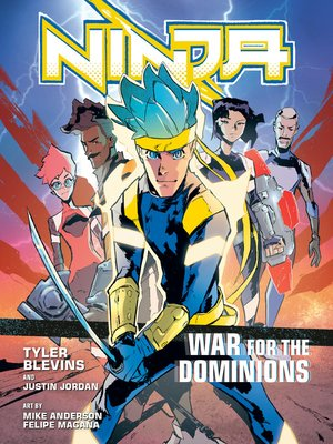 cover image of War for the Dominions: [A Graphic Novel]