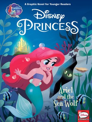cover image of Disney Princess: Ariel and the Sea Wolf