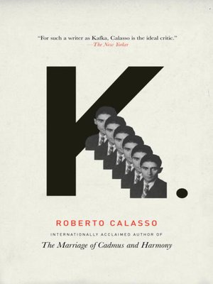 cover image of K.