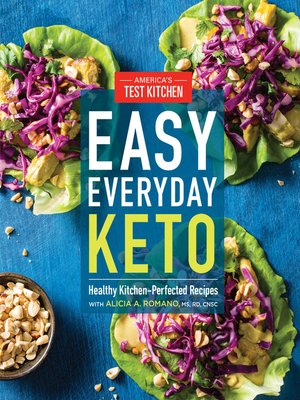cover image of Easy Everyday Keto