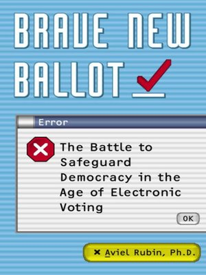 cover image of Brave New Ballot