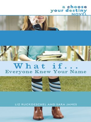 cover image of What If... Everyone Knew Your Name
