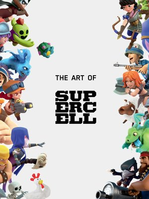 cover image of The Art of Supercell