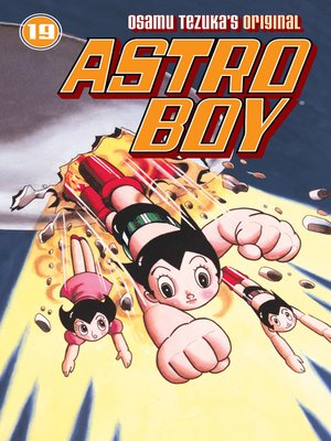 cover image of Astro Boy Volume 19