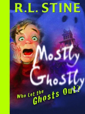 cover image of Who Let the Ghosts Out?