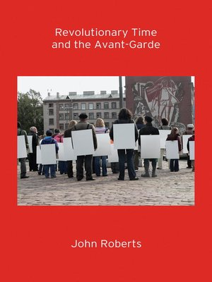 cover image of Revolutionary Time and the Avant-Garde