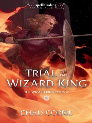 cover image of Trial of the Wizard King