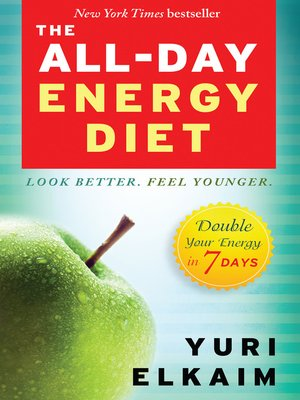 cover image of The All-Day Energy Diet