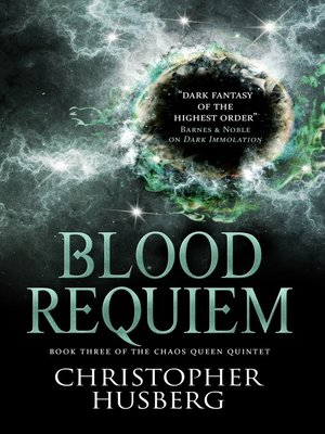 cover image of Blood Requiem