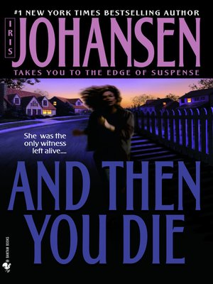 cover image of And Then You Die