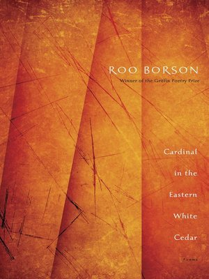 cover image of Cardinal in the Eastern White Cedar
