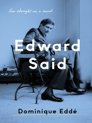cover image of Edward Said