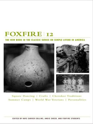 cover image of Foxfire 12