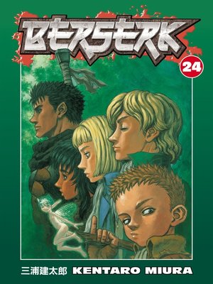 cover image of Berserk, Volume 24