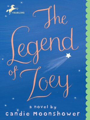 cover image of The Legend of Zoey