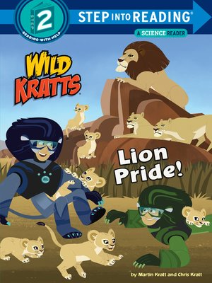 cover image of Lion Pride (Wild Kratts)