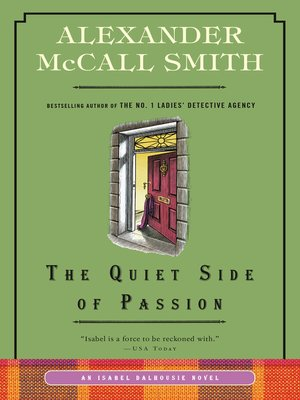 cover image of The Quiet Side of Passion