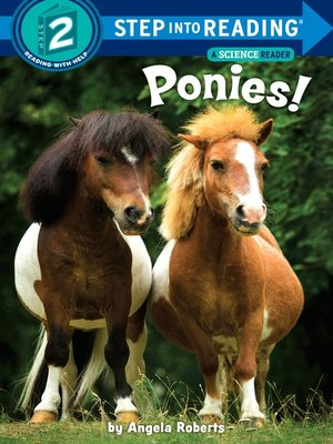 cover image of Ponies!