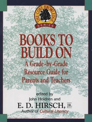 cover image of Books to Build On