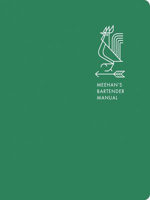 cover image of Meehan's Bartender Manual
