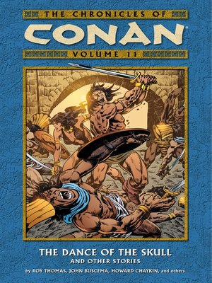 cover image of Chronicles of Conan, Volume 11