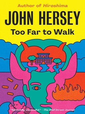 cover image of Too Far to Walk
