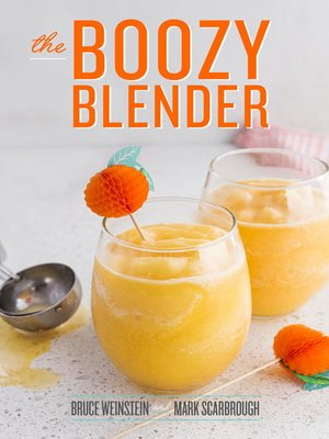 cover image of The Boozy Blender