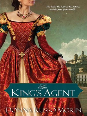 cover image of The King's Agent