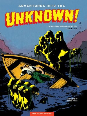 cover image of Adventures into the Unknown Archives, Volume 2