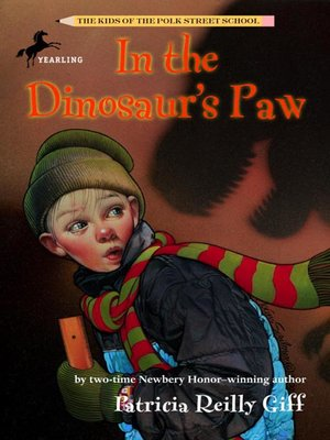 cover image of In the Dinosaur's Paw