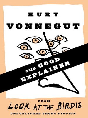 cover image of The Good Explainer (Stories)