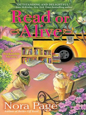 Read or Alive Book Cover