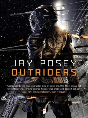 cover image of Outriders