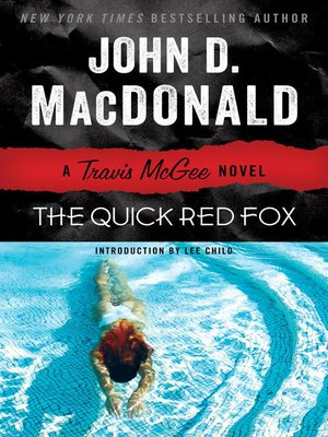 cover image of The Quick Red Fox