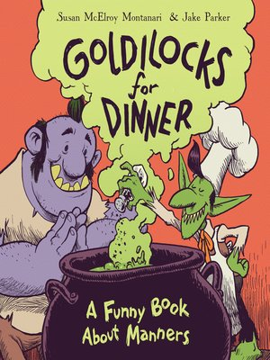 cover image of Goldilocks for Dinner