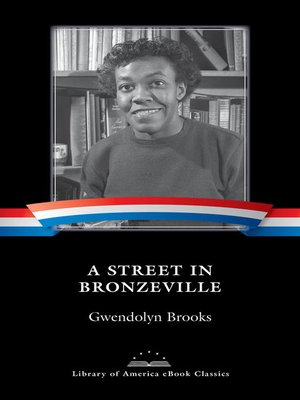 cover image of A Street in Bronzeville