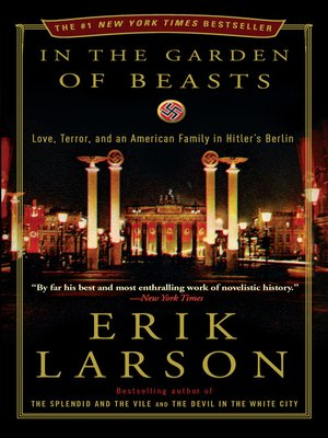 cover image of In the Garden of Beasts